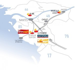 Plan et localisation